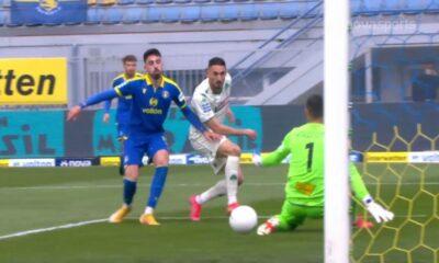 Αστέρας Τρίπολης - Παναθηναϊκός γκολ