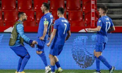 Ισπανία - Ελλάδα 1-1 (video) 14