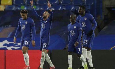 """Τσέλσι - Ατλέτικο 2-0: Νταμπλ νικών και πρόκριση στους """"8 (+video) 6"""