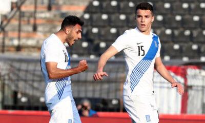 Ελλάδα-Ονδούρα 2-1: Με «διπλό» Παυλίδη και δοκιμές για Γεωργία (+videos) 16