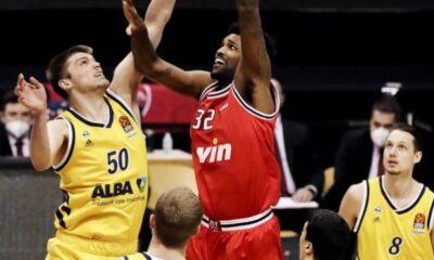 Η βαθμολογία της EuroLeague: Τρεις σερί και 14 συνολικά νίκες για τον Ολυμπιακό 19