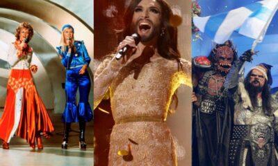 Γεωργούντζος: Eurovision τα προκριματικά! 10