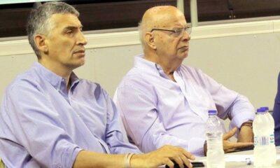 ΕΟΚ: Με Φασούλα, Βασιλακόπουλο, Παπανικολάου και Φιλίππου η προσωρινή διοίκηση 6