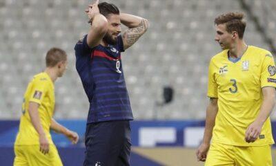Προκριματικά Παγκοσμίου Κυπέλλου: Γκέλα για Γαλλία, νίκες για Βέλγιο και Πορτογαλία (+videos) 15