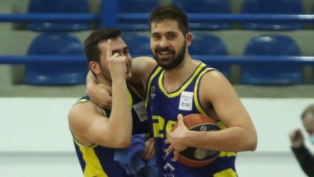 Η βαθμολογία της Stoiximan Basket League: Το Λαύριο δημιούργησε τριπλή ισοβαθμία στην κορυφή