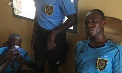 Άγριος ξυλοδαρμός διαιτητών από οπαδούς στην Γκάνα (photos+videos) 5
