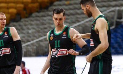 Η βαθμολογία της EuroLeague: Στο 10-18 ο Παναθηναϊκός, στο 9-21 ο Ερυθρός Αστέρας 6