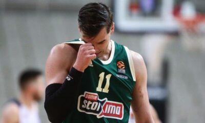 Παναθηναϊκός - Μπασκόνια 82-97: Τον κατάπιε στο ΟΑΚΑ (+video) 7