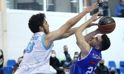Ιωνικός Νίκαιας - Λάρισα Basket League