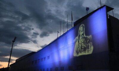 Αστέρας: Φωταγώγησε το γήπεδο με τη μορφή του Κολοκοτρώνη (pics+video) 6