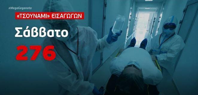 «Γονατίζει» το Ε.Σ.Υ – Εκτός ελέγχου η κατάσταση στα νοσοκομεία… (video)