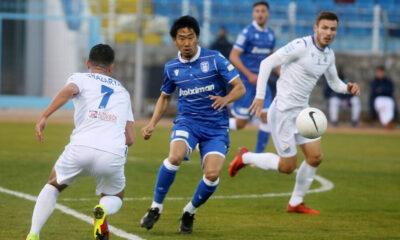 Λαμία - ΠΑΟΚ Κύπελλο Ελλάδας
