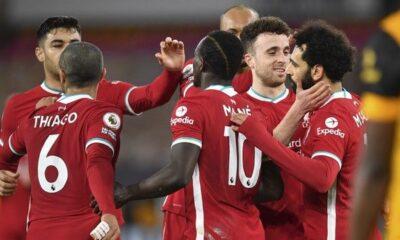 """Γουλβς - Λίβερπουλ 0-1: Νίκη εξάδας για """"ρεντς"""", τραυματίστηκε σοβαρά ο Ρουί Πατρίσιο (+video) 17"""
