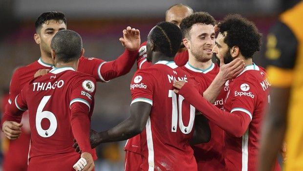 """Γουλβς – Λίβερπουλ 0-1: Νίκη εξάδας για """"ρεντς"""", τραυματίστηκε σοβαρά ο Ρουί Πατρίσιο (+video)"""