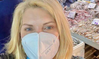 Ελένη Μενεγάκη : Χαμός στο Instagram για τη μετακίνησή της στη Βαρβάκειο (+pic) 8