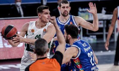 Η βαθμολογία της EuroLeague: Πέμπτη ήττα σε έξι αγώνες ο Παναθηναϊκός (+video) 9
