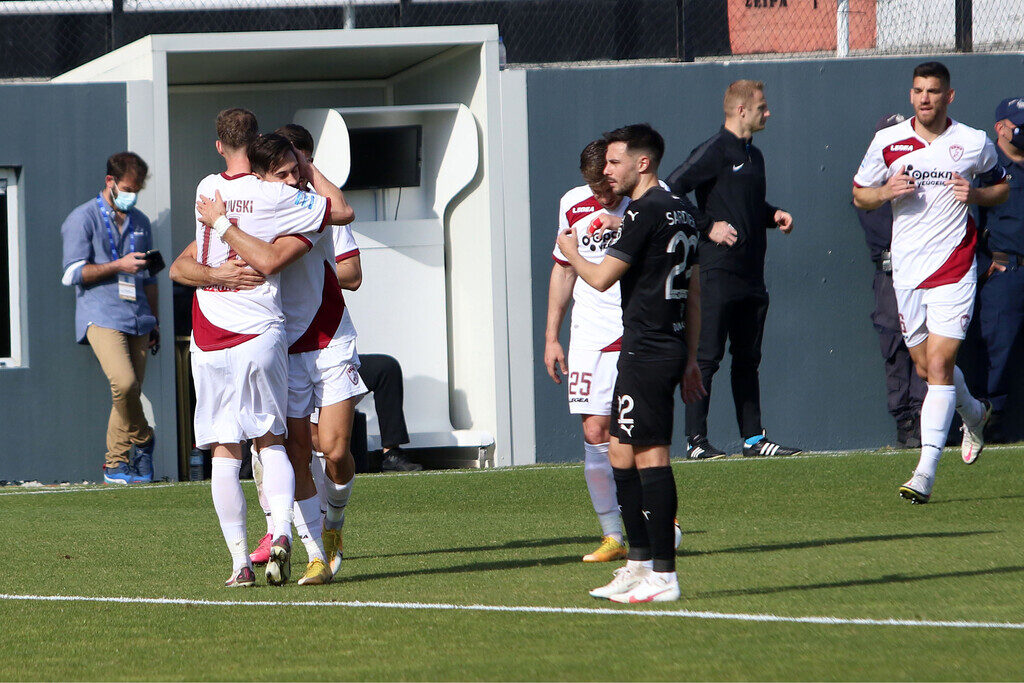 Super League: Σέντρα στη δεύτερη αγωνιστική των Play Out