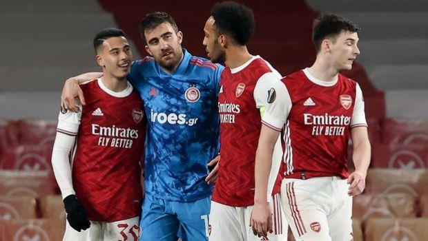 """Παπασταθόπουλος: """"Είμαστε (…) η μόνη ομάδα που έχει κερδίσει τρεις φορές στο Emirates"""" (+video)"""