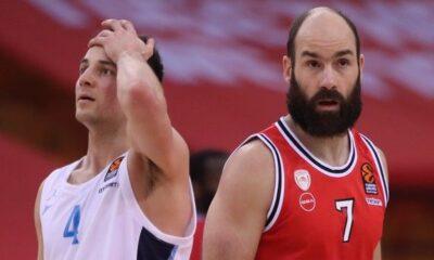 Ολυμπιακός - Ζενίτ 75-61: Με... καθυστερημένη πια, αναλαμπή Σπανούλη! (+video) 12