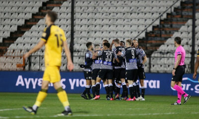 ΠΑΟΚ - ΑΕΚ Super League