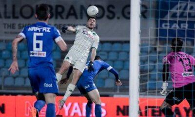 ΠΑΣ Γιάννινα-Παναθηναϊκός 1-0: Του έκανε πλάκα…