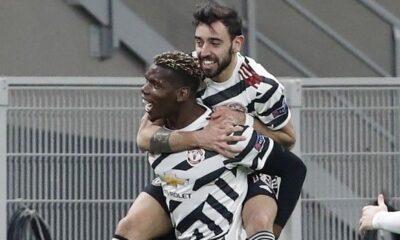"""Europa League: Πρόκριση της Γιουνάιτεντ στο Μιλάνο, στους """"8"""" Άγιαξ, Βιγιαρεάλ και Σλάβια (+videos) 8"""
