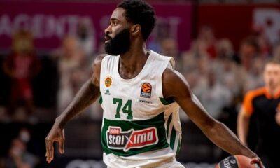 Η βαθμολογία της EuroLeague: Στο 9-17 ο Παναθηναϊκός, έπιασε την ΤΣΣΚΑ στις 18 νίκες η Μπάγερν