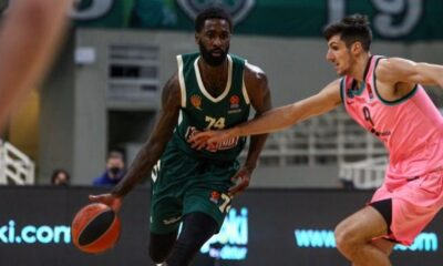Η βαθμολογία της EuroLeague: Στο 9-16 ο Παναθηναϊκός, 19 νίκες η μόνη πρώτη Μπαρτσελόνα