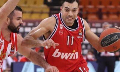 Ολυμπιακός - Ερυθρός Αστέρας 94-79: Έκανε το αυτονόητο (+video) 9
