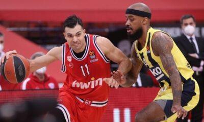 Ολυμπιακός - Φενέρμπαχτσε 71-76: Αποκλεισμός 3 στροφές πριν από τον τερματισμό (+video) 7