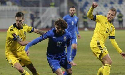 Η βαθμολογία στον όμιλο της Εθνικής μετά τη νίκη και της Σουηδίας επί του Κοσόβου (+videos) 4