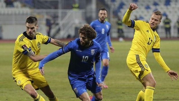Η βαθμολογία στον όμιλο της Εθνικής μετά τη νίκη και της Σουηδίας επί του Κοσόβου (+videos)