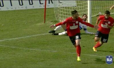 Τρίκαλα - Ιωνικός 2-3 Super League 2
