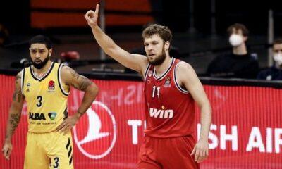 Άλμπα - Ολυμπιακός 80-84: Ο Βεζένκοβ θρυμμάτισε τα ρεκόρ (+video) 6