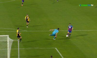 Βόλος – ΑΕΚ 1-0: Το γκολ και οι καλύτερες φάσεις (video)