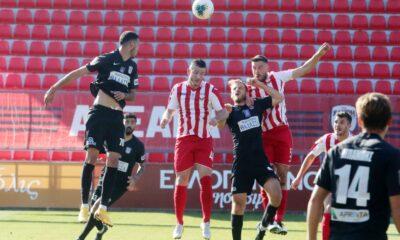 """""""Λευκή πετσέτα"""" πλέον πετά η Ξάνθη, 0-0 σήμερα με Απόλλωνα Λάρισας! (+video) 24"""