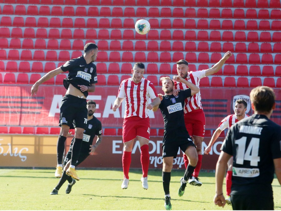 """""""Λευκή πετσέτα"""" πλέον πετά η Ξάνθη, 0-0 σήμερα με Απόλλωνα Λάρισας! (+video)"""