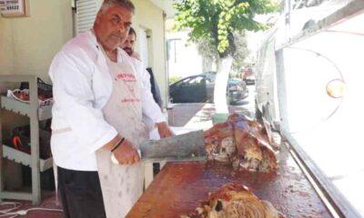 Γεωργούντζος: Στις 12 τρώμε γουρνοπούλα!