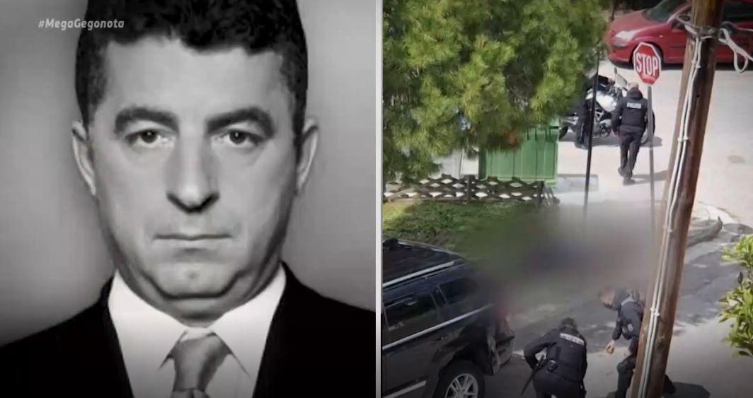 Αποκλειστικό MEGA: Αυτοί είναι οι δολοφόνοι του Γιώργου Καραϊβάζ (vid)