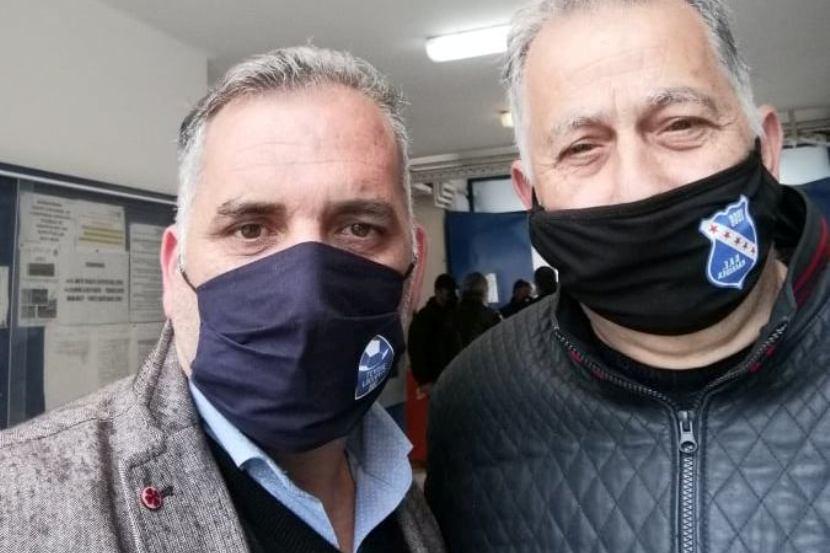 """Παπαδόπουλος: """"Δώσαμε πριμ 10.000 ευρώ, μην υποτιμάτε την Καλλιθέα…"""" (ΗΧΗΤΙΚΟ)"""