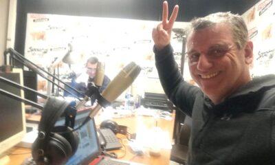 Sportstonoto Radio και  σήμερα Σάββατο  5-7 μ.μ. (+ΗΧΗΤΙΚΟ)