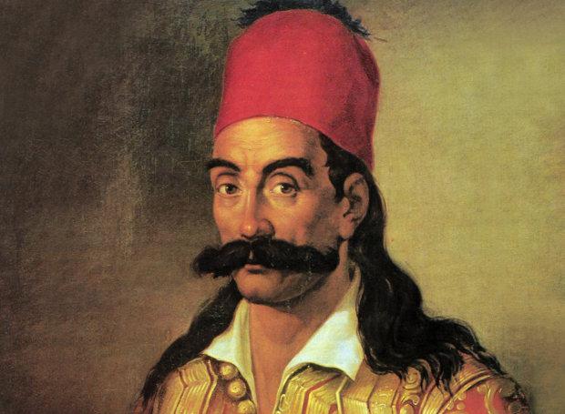 Σαν σήμερα ο Γεώργιος Καραϊσκάκης περνά στο Πάνθεον των Ηρώων του Γένους..
