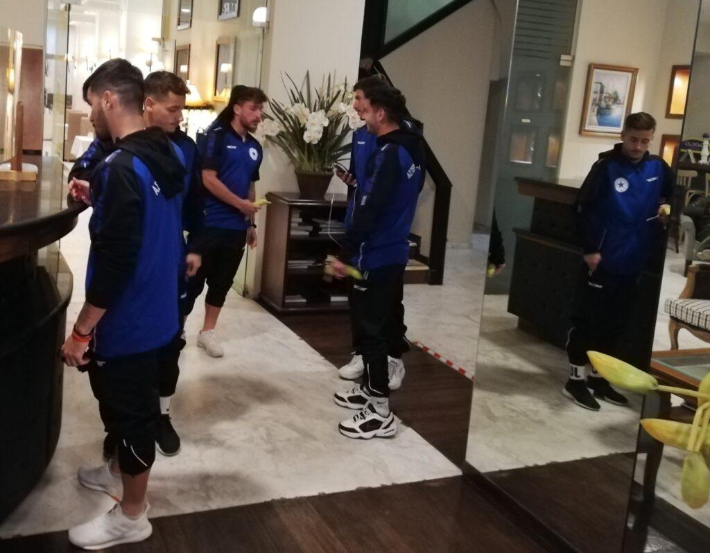 Στην Καλαμάτα με 21 παίκτες ο Αστέρας Βλαχιώτη – Η αποστολή (+pics)