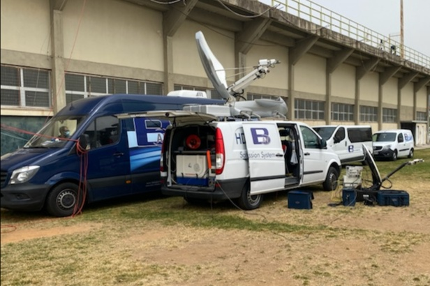 """BAV Belogiannis"": Επιπέδου Τσάμπιονς Λιγκ, η τηλεοπτική παραγωγή του Καλαμάτα – Νίκη Βόλου!"