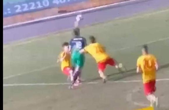 Με πέναλτι απόλυτης αμφισβήτησης, τα Ψαχνά ισοφάρισαν 1-1 τη Νέα Αρτάκη… (+pic)