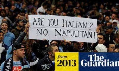 Οι ταξικές διαφορές,το μίσος,ο ρατσισμός, απλά το... Γιουβέντους-Νάπολι! 5
