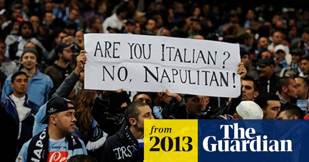 Οι ταξικές διαφορές,το μίσος,ο ρατσισμός, απλά το… Γιουβέντους-Νάπολι!