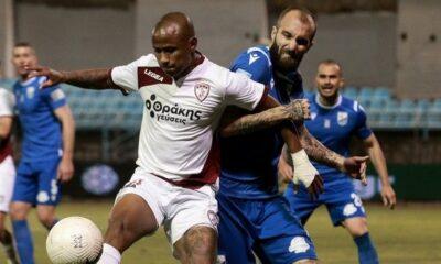 Λαμία - Λάρισα 0-0: Οι φάσεις του αγώνα (video) 6