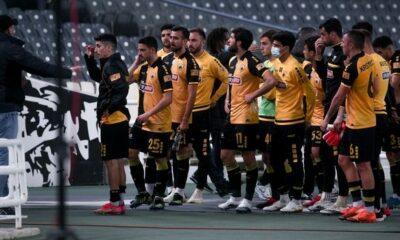 ΑΕΚ: Λαϊκό δικαστήριο σε γήπεδο από οπαδούς, σταμάτησαν τους παίκτες πριν τα αποδυτήρια (pics+videos) 16