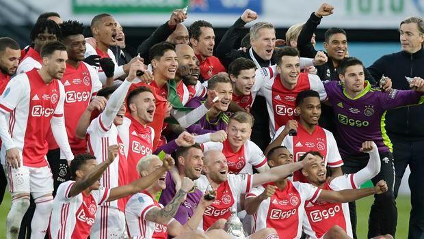Κυπελλούχος Ολλανδίας ο Άγιαξ με γκολ στο 91′ (+video)